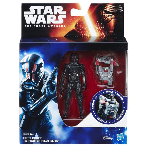 Star Wars The Force Awakens Space Mission Tie Fighter Pilot Elite